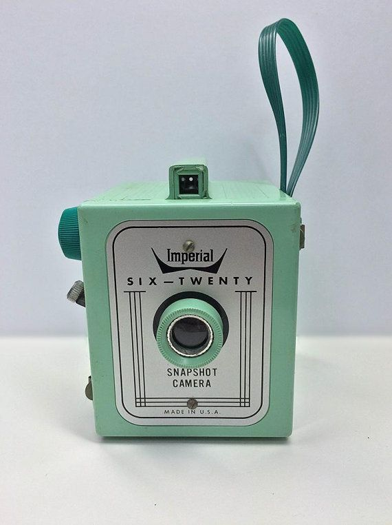 Rare Vintage Imperial Six Twenty Snapshot by WheatStateVintage, $74.99