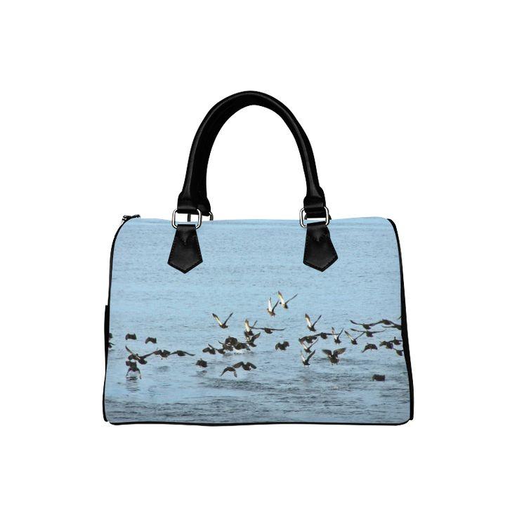 Flock Off Boston Handbag (Model 1621)