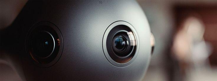 Sanal Gerçeklik Kamerası Nokia OZO Tanıtıldı! - Haberler - indir.com
