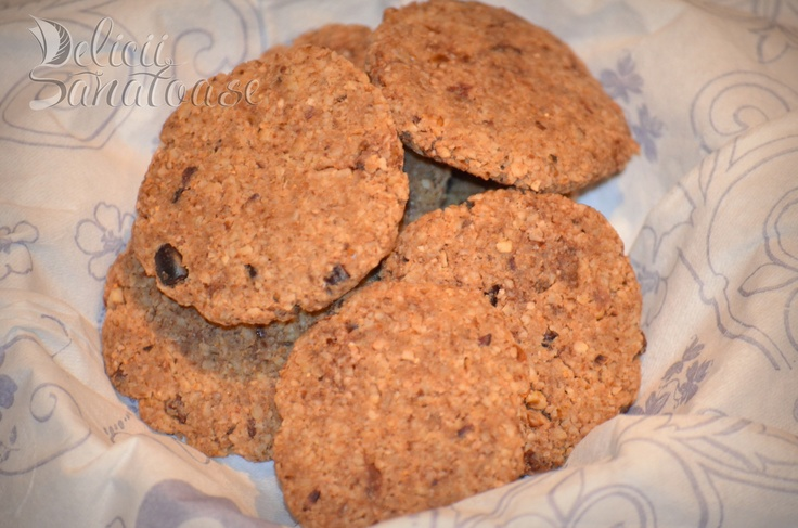 sweet #raw #vegan biscuits