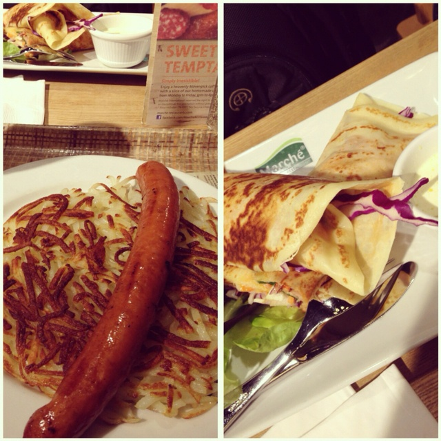 Food Temptation from Marche's Singapore!
