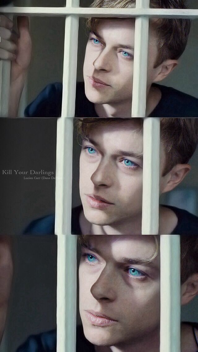 Dane DeHaan -look at those eyes!