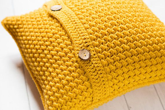 Mustard Yellow Cushion Cover Mustard Living Room Decor