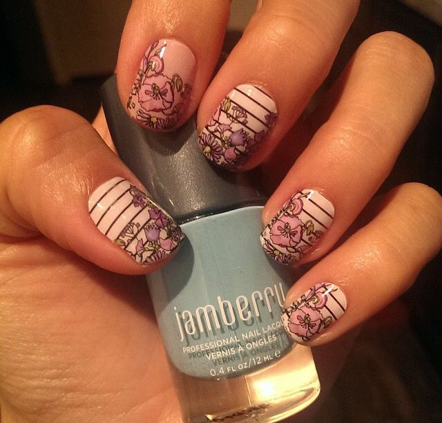 online designer clothes shopping india Jamberry nails   Dancing Lilacs over Country Club