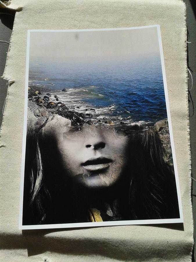 ' Emerge ' -   #art  #photography  #portraits  #mystery  #emerge  #ocean  #journey