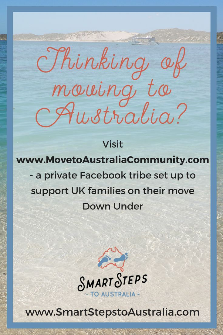 Thinking of moving to Australia? You need to find a tribe of supporters who 'get it'. Join the Move to Australia Facebook group for migration support and emigration advice from other UK families just like yours.