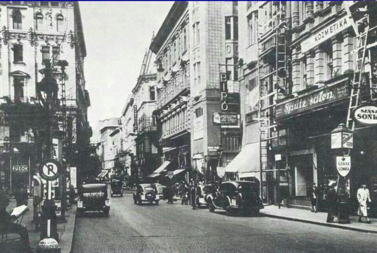 Budapest 1920s