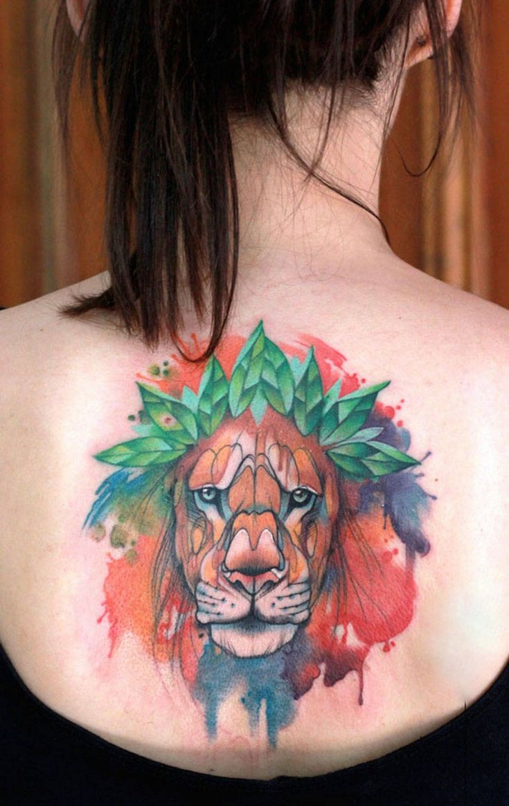 Pin eulen tattoo bedeutungen f on pinterest - Find This Pin And More On Watercolor Tattoo