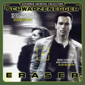 "What I liked most about ""Eraser"" was that it wasn't hard to sit through and that it had that 90s action sound that I really love"