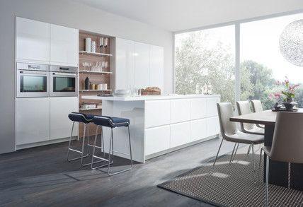 Laminate › Handle-less kitchens › Kitchen › Kitchen   LEICHT – Modern kitchen design for contemporary living