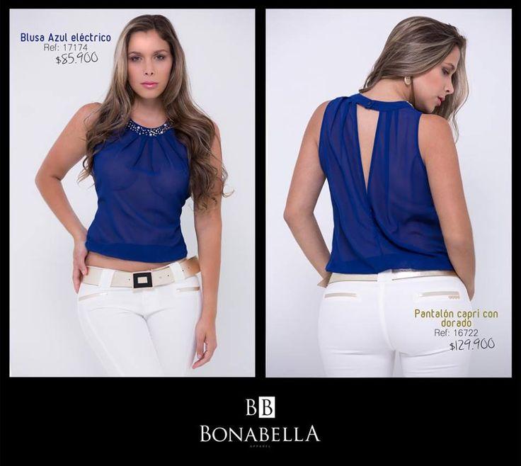 Esta combinación te hace lucir sexy y elegante, un look versátil que puedes usar en el día y en la noche.