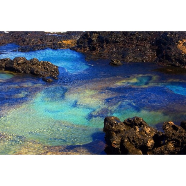 Olivine Pools in Maui...hard to find, slightly dangerous but oh so beautiful!!
