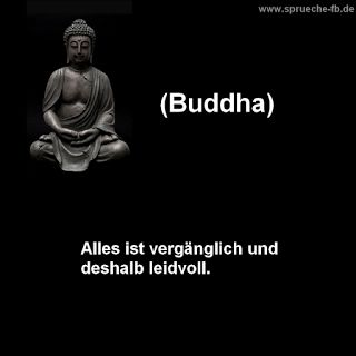 sprche zum nachdenken buddha zitate deutsch