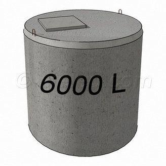 La citerne eau de pluie de 6 000 litres mesure le même diamètre que la cuve de 5 000 litres, mais est un peu plus haute, ce qui lui permet de proposer une capacité de stockage plus importante. Le béton vibré qui la compose régule l'acidité de l'eau de pluie et lui offre une grande solidité. A découvrir sur http://www.cieleo.com/s/26179_136081_citerne-eau-de-pluie-6000-l