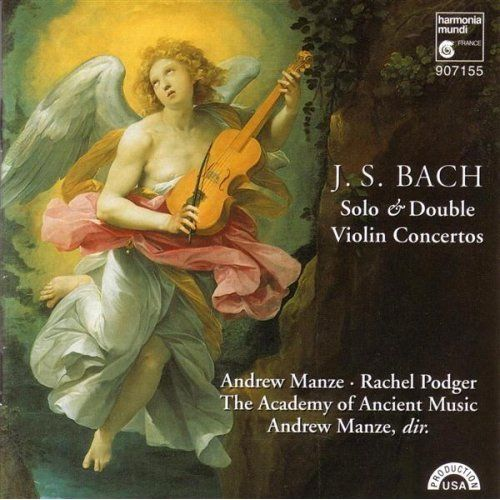 Rachel Podger; Andrew Manze: Academy Of Ancient Music — Bach: Concerto In D Minor For 2 Violins, BWV 1043: (III) Vivace
