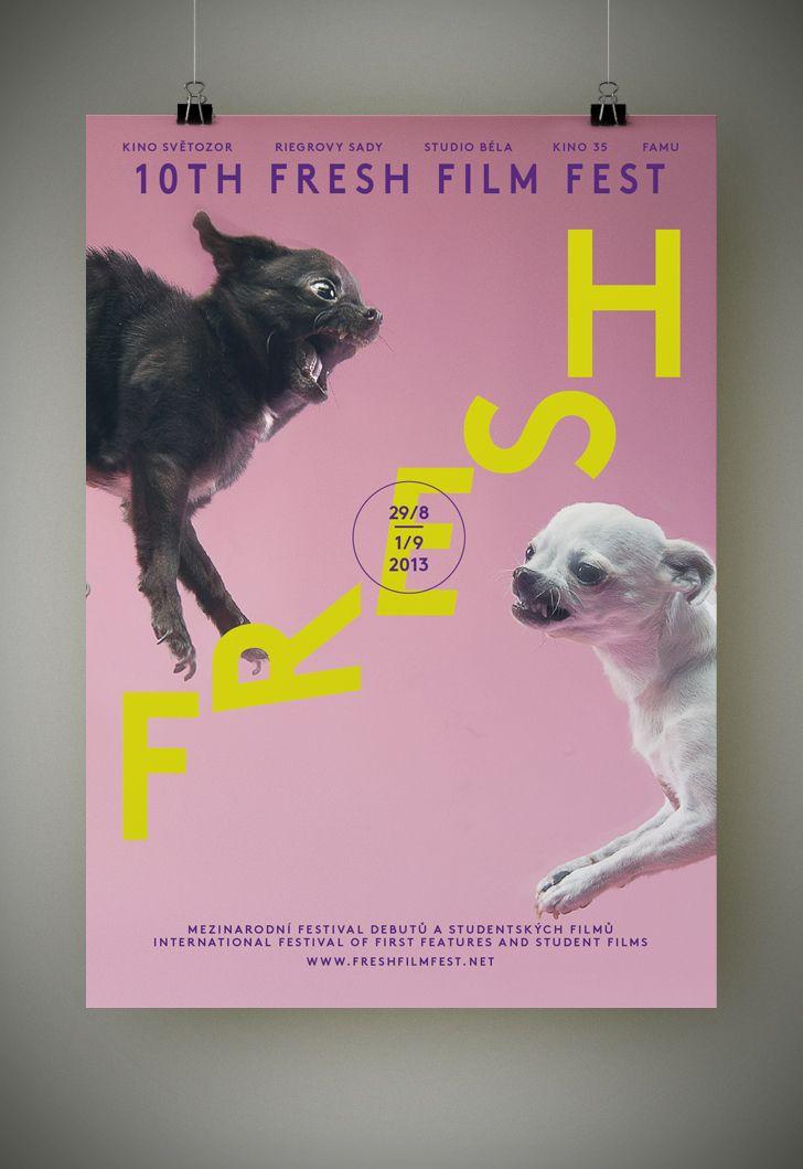 10th Fresh Film Fest (poster draft)