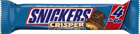 The New Snickers Crisper Commercials is a must see