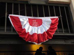 Peruvian Independence day on 28 July