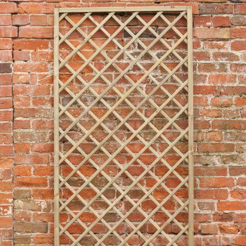 U003cpu003eHere We Have The Henley Lattice Fence Panels, A Diamond Style Designed