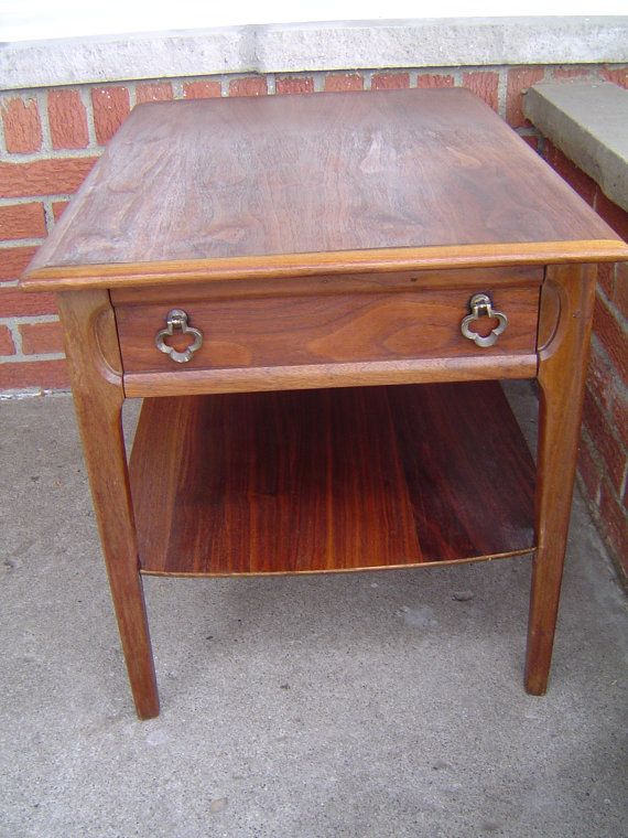 Mersman End Table Mid Century Modern MCM   Local Pick Up Only Warren,  Michigan, (Detroit Area)