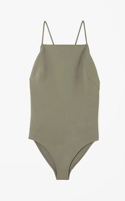 Cos swimsuit with D-ring detail, $59.