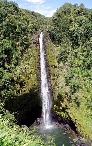 Akaka Falls, Big Island, Hawaii.