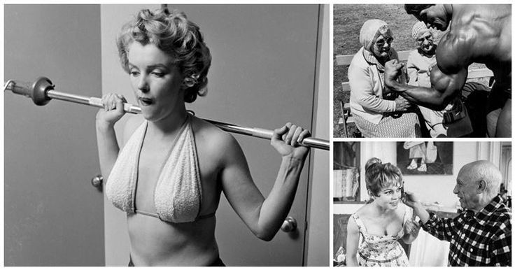 Photos Of Historical Iconic Figures Like You've Never Seen Them Before | Diply