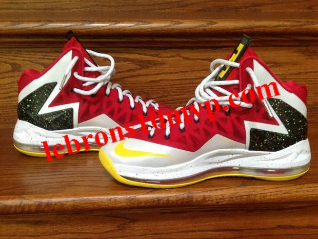 best cheap f6f04 6cd8e an aesthetic appreciation of the Nike LeBron X Elite MVP