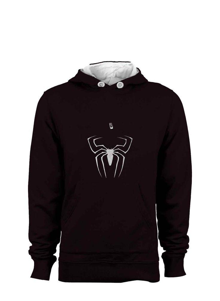 awesome Venom Symbol- Hoodie Sweatshirt Check more at https://ballzbeatz.com/product/venom-symbol-hoodie-sweatshirt/