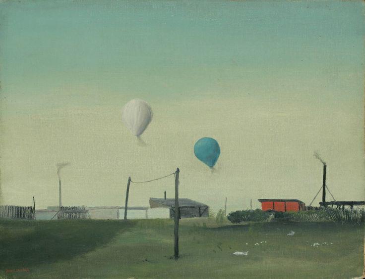 Kamil Lhoták, Dvě montgolfiéry