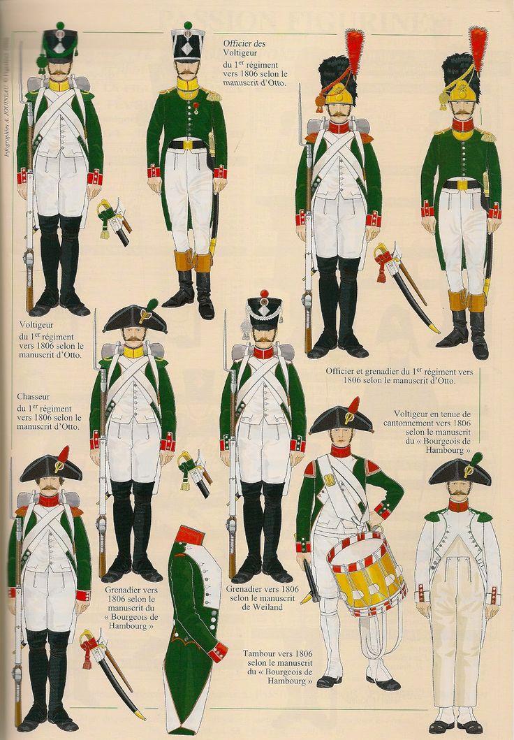 fanteria di linea 1806