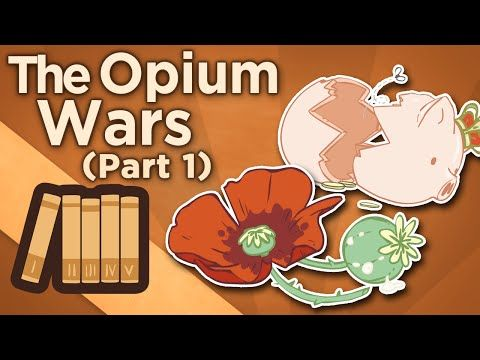 First Opium War - I: Trade Deficits and the Macartney Embassy - Extra History - YouTube