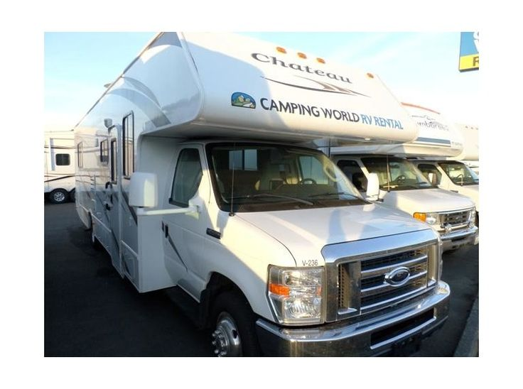 Get most affordable deals on Cheap Used 2011 Four winds Chateau Class C Motorhomes by Camping World RV Sales of Portland for $43988 in Wood Village, OR, USA. 2011 Fourwinds Chateau31R equipped with Booth Dinette, Bunk over Cab, Center Kitchen, Deluxe Cabinets, Double door refrigerator, Driver's Door, Grab Handle, Jackknife Sofa, Microwave, Outside Shower & much more. You can view more images and dealer details at: http://goo.gl/3O8AYn
