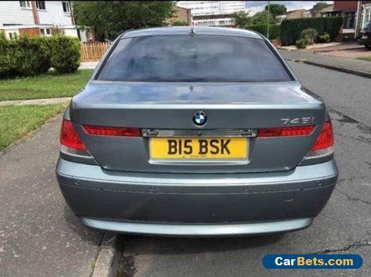 BMW 745I LPG 4.5i V8 BIG SPEC LOW MILES MOT NEW TYRES  CHEAP TAX!! 40MPG #bmw #bmw #forsale #unitedkingdom
