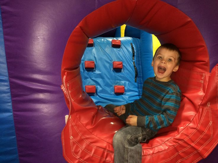 Pump it Up Playtime! Super Fun Indoor Bounce House & Obstacle Course