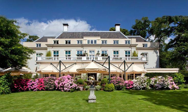 Restaurant-Hotel Savelberg - Voorburg, The Netherlands - 14 Rooms - Hästens Beds