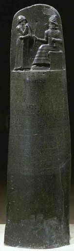 stela Hammurabiego