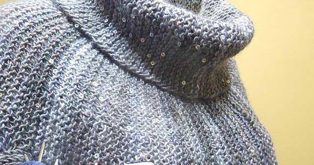 90 best cuellos images on Pinterest | Punto de crochet, Tejidos de ...
