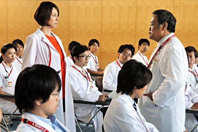 第7話 [2013年11月28日放送]|ドクターX ~外科医・大門未知子~