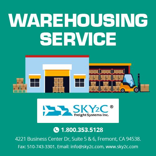 Get in touch with Sky2c today for comprehensive #shipping #solutions and swift delivery along with secure and bankable #warehousing services. Request a free quote today.