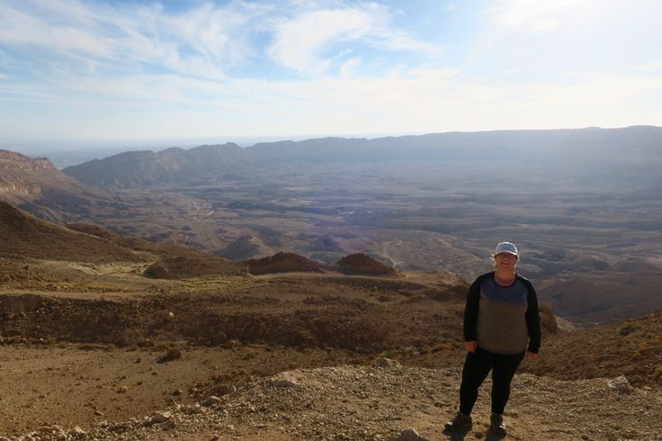 Five Things I Learned Hiking HaMakhtesh HaKatan in the Negev