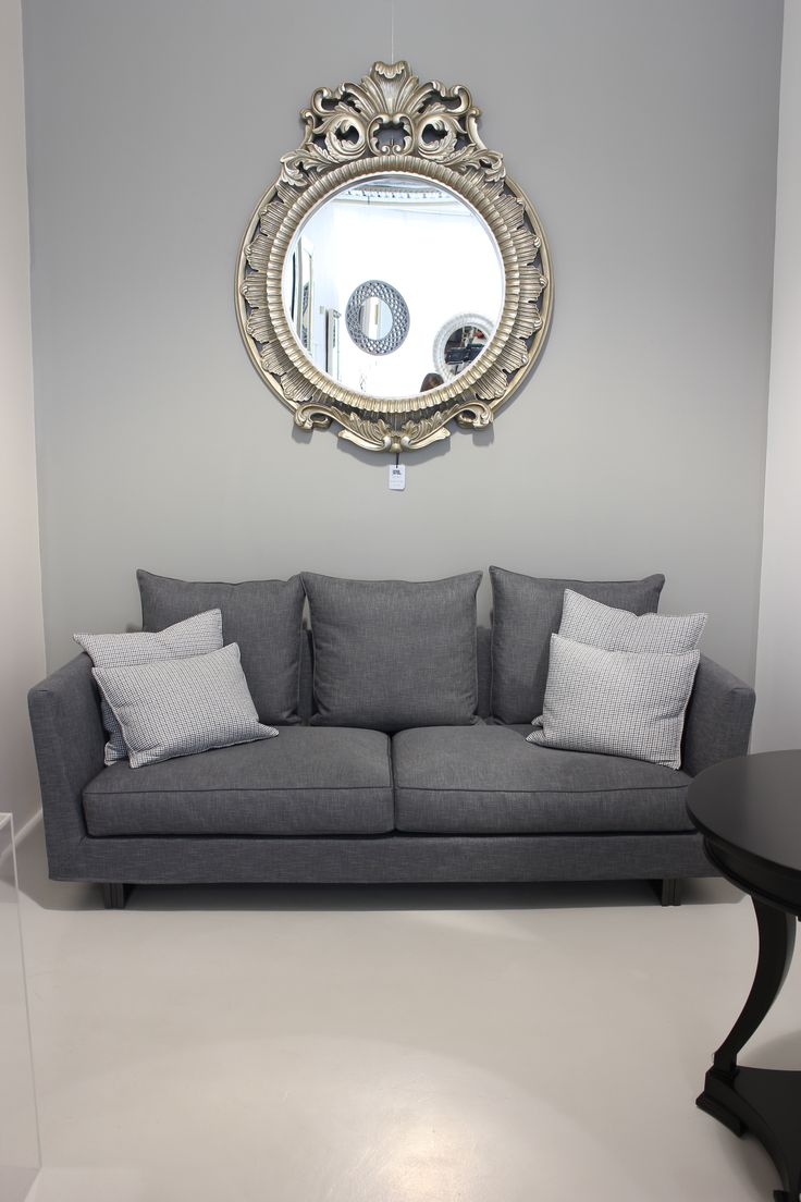 Fred Sofa made in Italy by Marac. Available at Sarsfield Brooke.