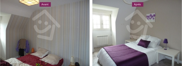Photos home staging aveo Brest