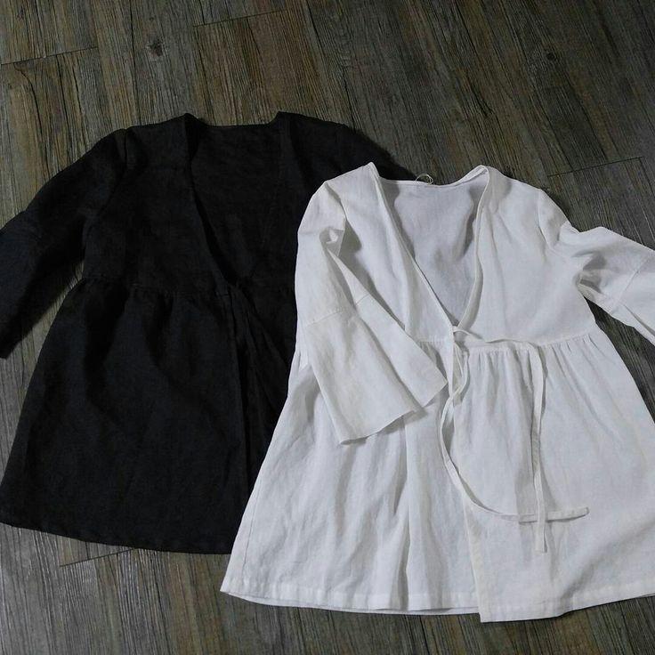 오픈가디건  소매를 여성스럽게~~ 코디하기 좋은 스타일의 옷  #린넨 #옷과여행 #코튼 #린넨원피스
