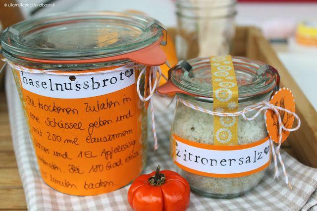 ullatrulla backt und bastelt: Brot und Salz, Gott' erhalt's | DIY für ein Geschenk zur Wohnungseinweihung