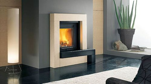 Fireplace Cladding from Caminetti Montegrappa
