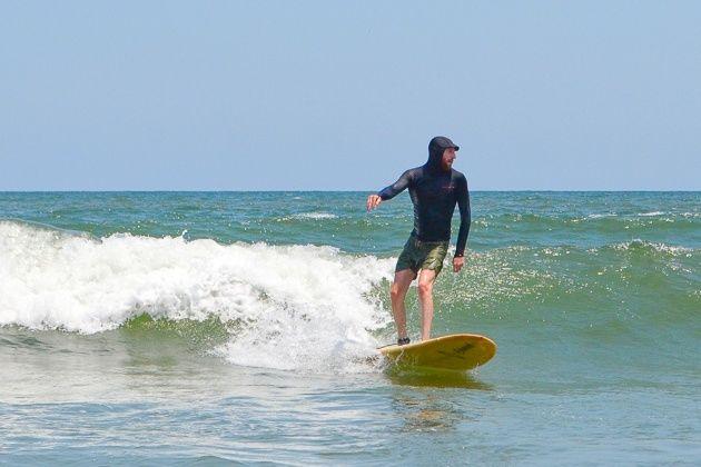 Beginner surf gear