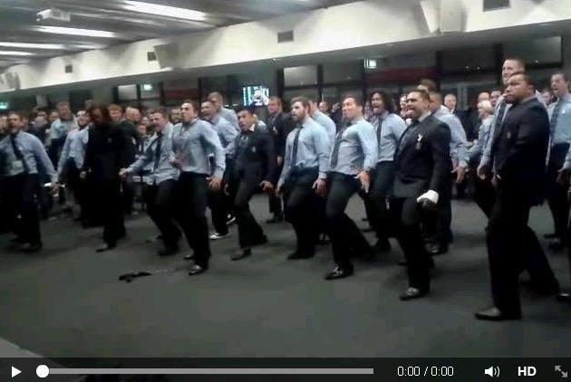 On Rugby Video: il più emozionante degli addii per Rene Ranger » On Rugby all balcks Montpellier Northland