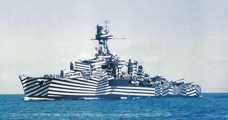 Striped Ship #imagination #stripes