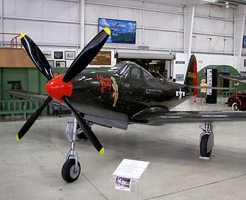Bell P-63 Kingcobra, Palm Springs Air Museum - California ~ BFD
